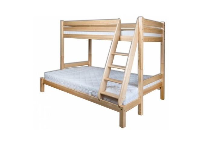 Borovicová posteľ - LK 155