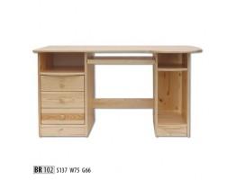 Písací stôl - BR 102