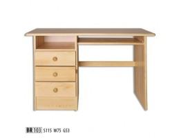 Písací stôl - BR 103