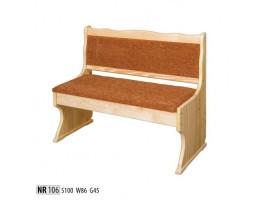 Rohové lavice - NR106