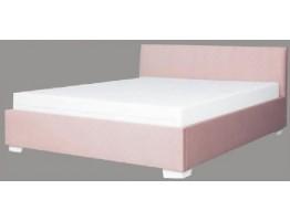 Manželská posteľ Kortez ružová 180x200